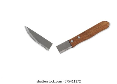 Broken Kitchen Knife