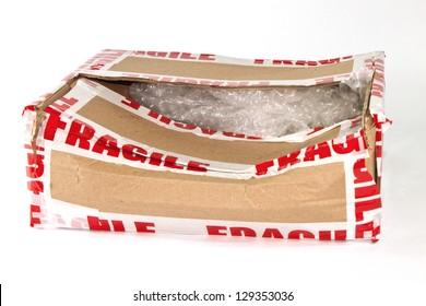 Broken Packaging