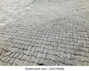 Cracks In Sidewalks