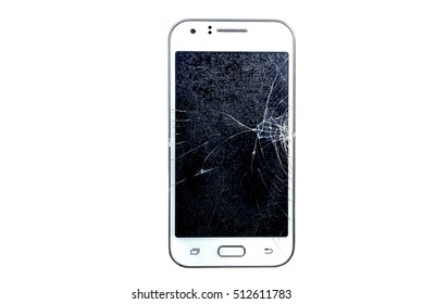 Broken Mobile Phone Images, Stock Photos & Vectors