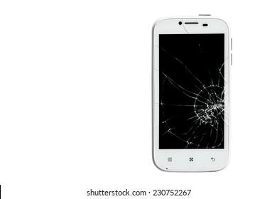 Broken Mobile Phone Images, Stock Photos & Vectors | Shutterstock