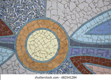 Broken Tiles Images Stock Photos Vectors Shutterstock
