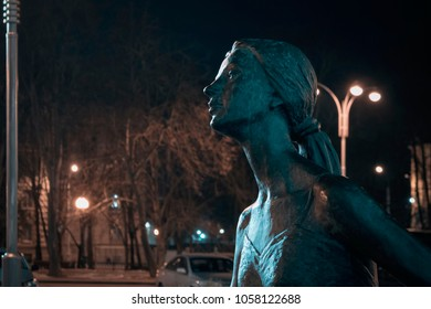 Bronze Balerine Sculpture