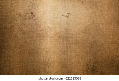 Bronze or copper metal texture