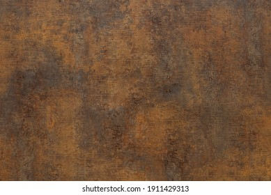 Bronze texture, brass metal plate as background or design element