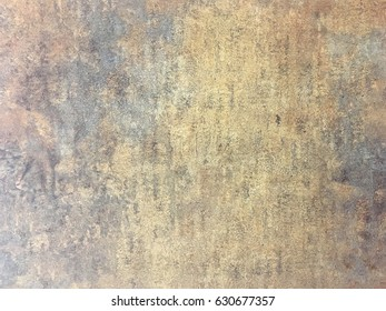Bronze texture. Patinated bronze background. Old bronze.
