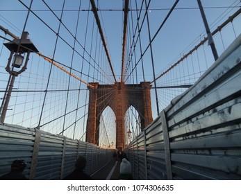 The Brookly Bridge