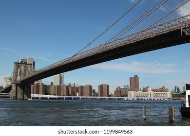 Brooklyn Bridge from Brooklyn side