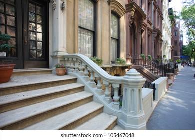 Brooklyn Heights Brownstone/Block of Brooklyn's oldest & most historic neighborhood