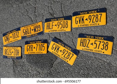 California License Plate Images, Stock Photos & Vectors