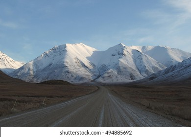 The Brooks Range and the Dalton Highway, North Slope, Alaska