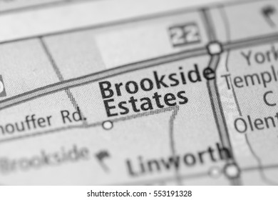 Brookside Estates. Ohio. USA