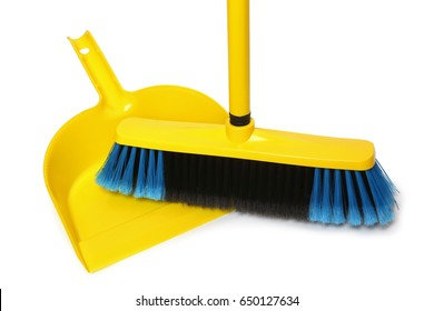 Broom and Dustpan Images, Stock Photos & Vectors | Shutterstock