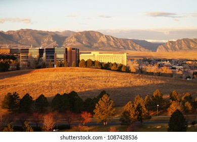 of mountains colorado view Broomfield