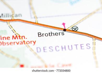 Brothers. Oregon. USA