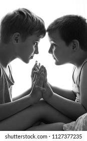 brothers - strong relationships of siblings, closeness, family