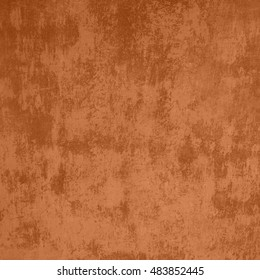 brown abstract background. Vintage cement texture