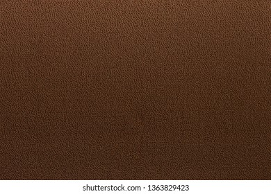 Brown artificial leather texture background