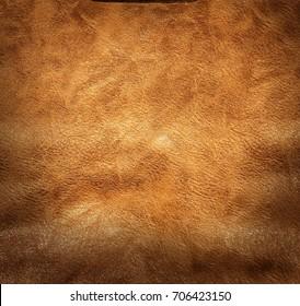brown background aged leather texture dark vignette vintage background