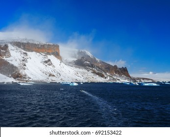 Brown Bluff Antarctica
