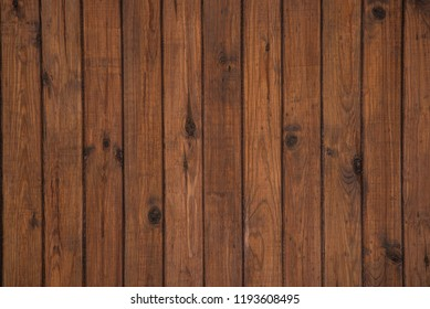 Brown board background, Natural background of brown boards wide and narrow,