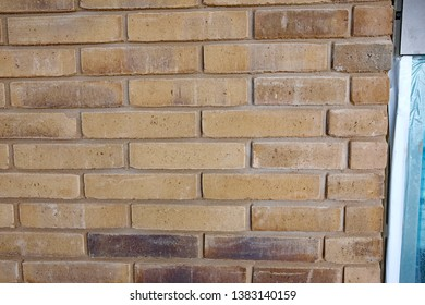Brown brick detail for background