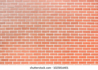 Brown brick wall texture background material of industry building construction. for design