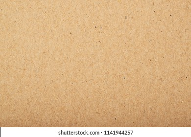 Brown cardboard fragment