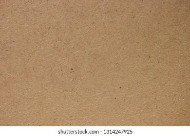 Brown cardboard sheet paper for design background