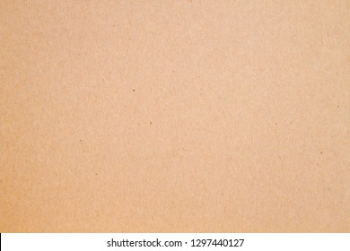 Brown cardboard texture or background