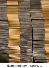 Brown Carton