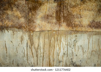 Brown cement texture background