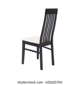 Black Silhouette Beach Chair Front View Stock Photo Photo Vector