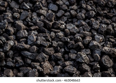 Brown coal.