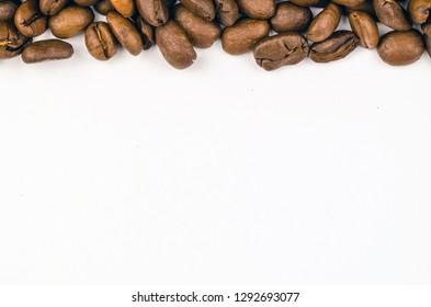 brown coffie beans