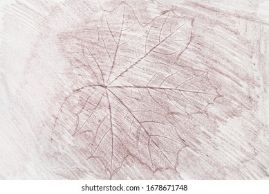 brown color crayon doodles on paper background texture