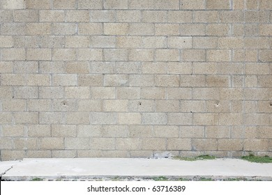 brown concrete wall background