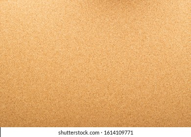 Brown Cork Board Background, Noticeboard or Bulletin Board Texture Image. Corkboard Pattern Closeup with Copy Space