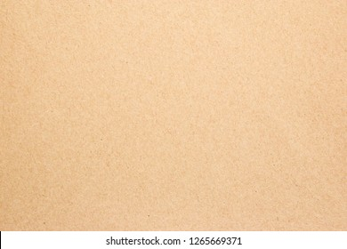 Brown craft paper background or texture.