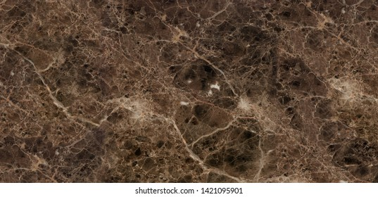 brown emperor marble texture Natural pattern for backdrop or background, Can also be used for create surface effect to architectural slab, ceramic floor and wall tiles. emperador marble with dark brow