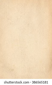 Brown empty old vintage paper background. Paper template and texture