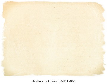 brown empty old vintage paper background. Paper texture - Shutterstock ID 558015964