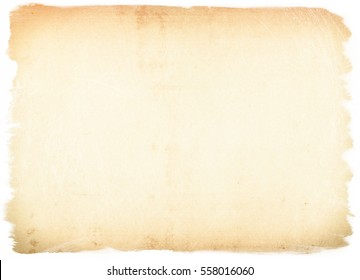 brown empty old vintage paper background. Paper texture - Shutterstock ID 558016060