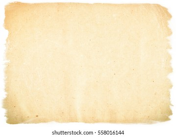 brown empty old vintage paper background. Paper texture - Shutterstock ID 558016144