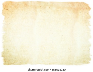 brown empty old vintage paper background. Paper texture - Shutterstock ID 558016180