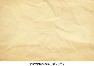 brown empty vintage paper background