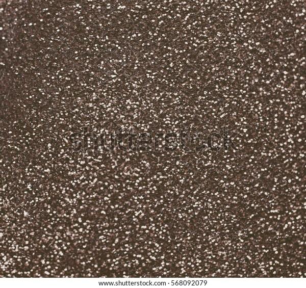 brown glitter background