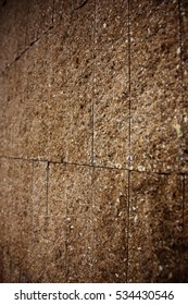 brown granite pattern wall