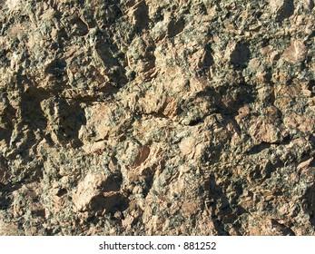 brown granite rock texture