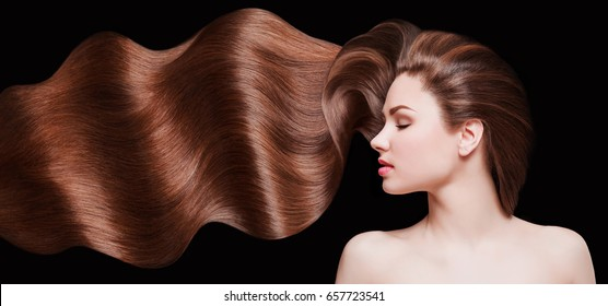 Imagenes Fotos De Stock Y Vectores Sobre Background Of Hair Shutterstock
